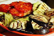 Marinated Grilled Vegetable Medley